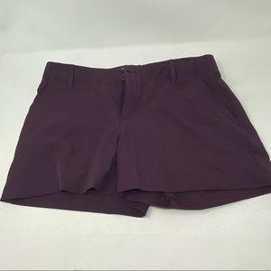 Under Armour Golf Shorts Girls Size 10